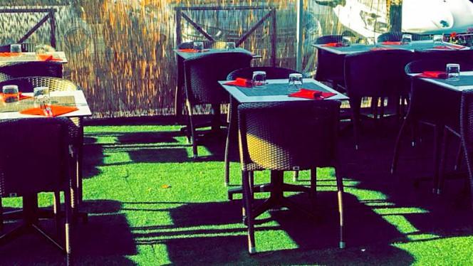 Terrasse - El mango café, Plaisance-du-Touch