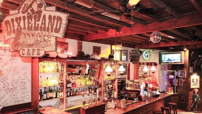 La sala - Dixieland Café - Aquileia, Milano