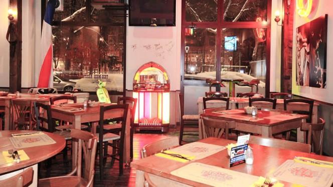 Particolare sala - Dixieland Café - Aquileia, Milano