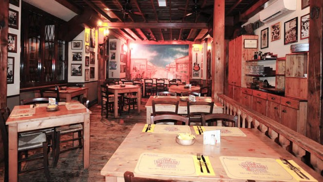 Vista sala - Dixieland Café - Aquileia, Milano