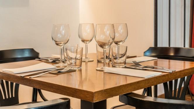 Vista della sala - Cavallini - Food.Wine.Spirits, Rome