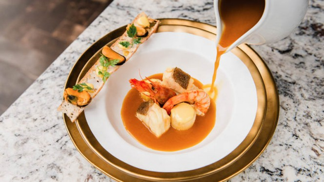 Sugerencia del chef - Sintonia, Barcelona