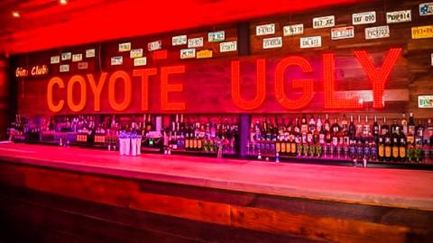 Coyote Ugly Bar, Lisbon