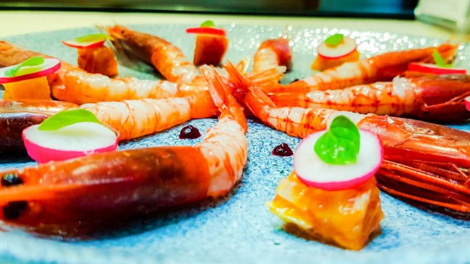 Suggerimento dello chef - Ortigia Bistrot, Turin