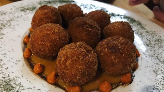Sugerencia del chef - La Vaqueria, Ávila