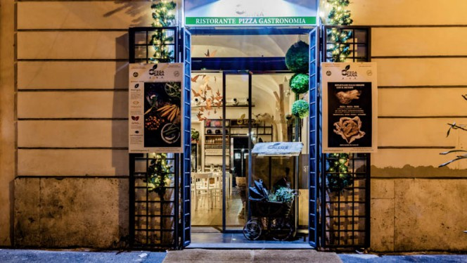 Entrata - Bottega Sana, Rome