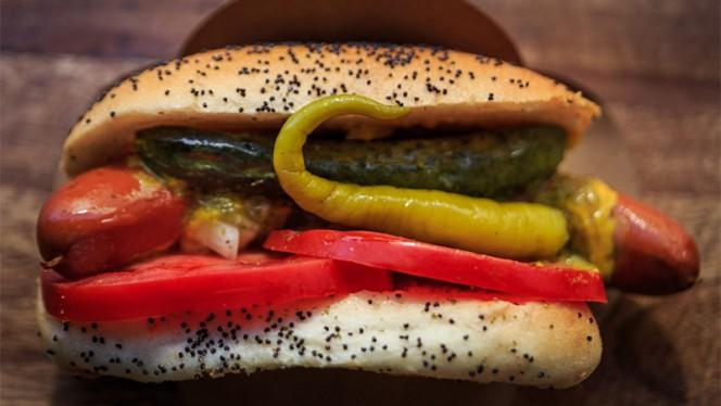 Sugerencia del chef - El Perro Salvaje- Corcega, Barcelona