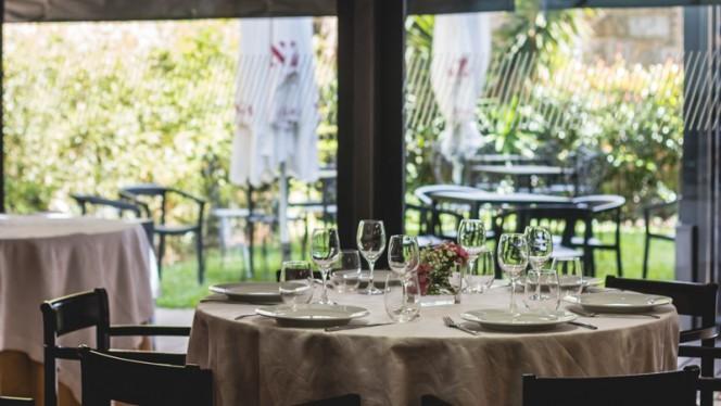 Espaço e Decoração - A Casa Restaurante, Braga