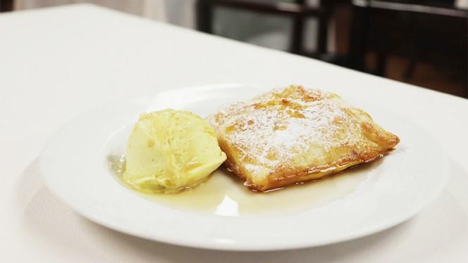 Strudel de maça - A Casa Restaurante, Braga