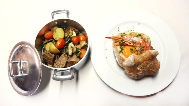 Sugestão do chefe - A Casa Restaurante, Braga