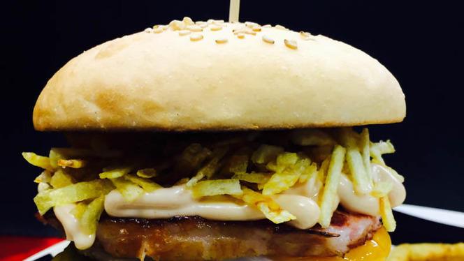 Hamburguesa - Burger Lovers Madrid, Madrid