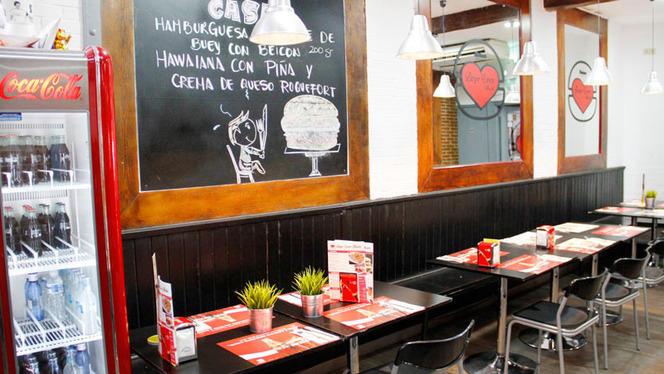 Sala - Burger Lovers Madrid, Madrid