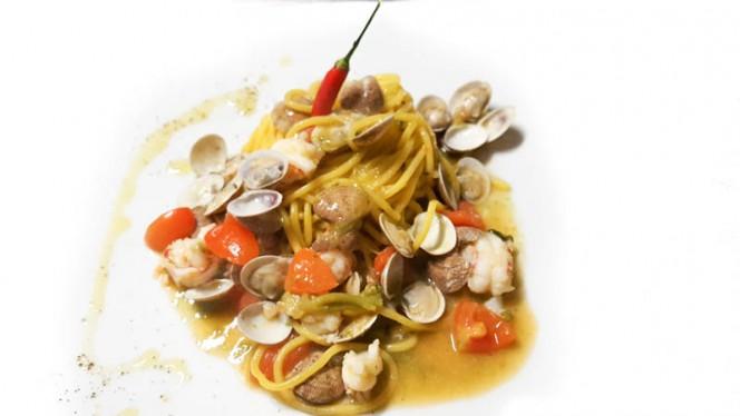 Spaghetti vongole e gamberoni - Pensavo Peggio, Rimini