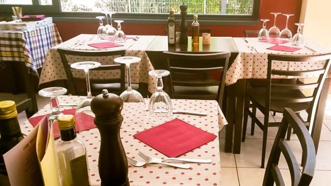 Tavolo imbandito - Pensavo Peggio, Rimini