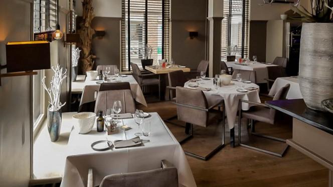 Het restaurant - De Oesterbeurs, Yerseke