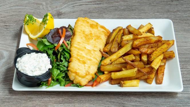 Fish and Chips - Au Réservoir, Lyon