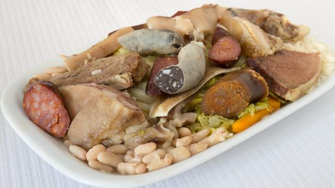 Sugestão prato - O Camões, Lisboa