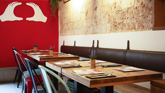 Sugerencia del chef - La Real Hamburguesería, Barcelona