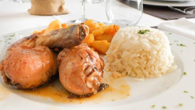 Sugestão do chef - Páteo, Braga