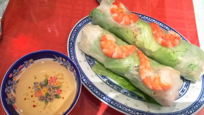 Suggestion de plat - Miss Saïgon, Lyon