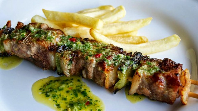 Sugestão prato - Taberna do Migaitas, Braga