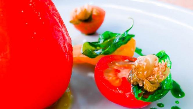 Suggestie van de chef - Restaurant Gary Loen, Amsterdam