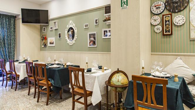 Veduta dell interno - Holmes Sweet Holmes, Milan