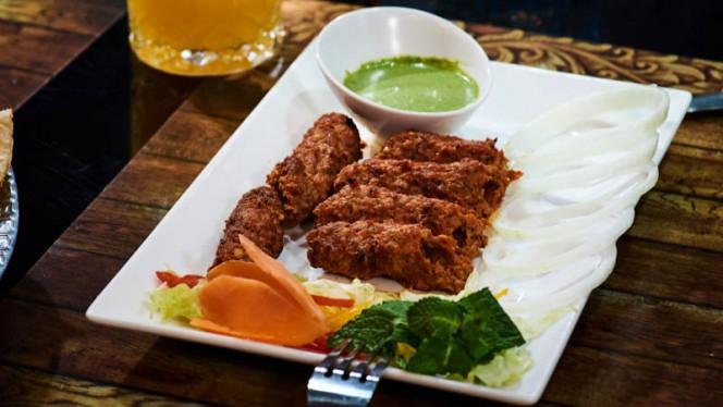 Specialiteit van de chef - What's Up India, Rotterdam