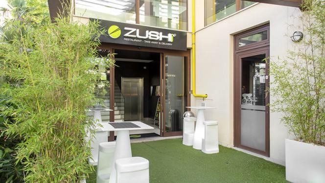 Esterno - Zushi Rimini, Rimini