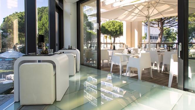Vista della sala - Zushi Rimini, Rimini