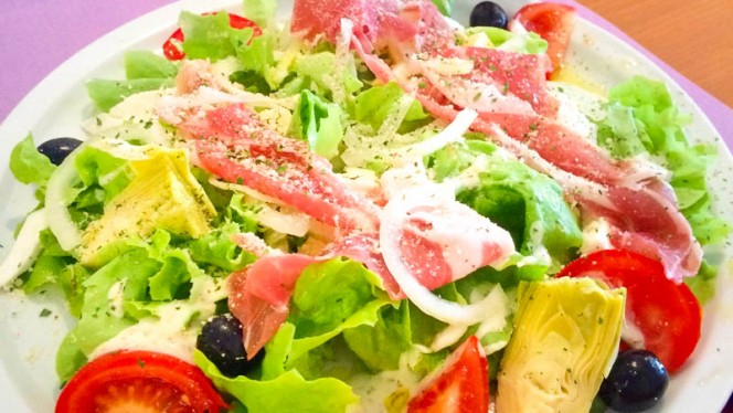 Salade italienne. - l'Officina, Lille
