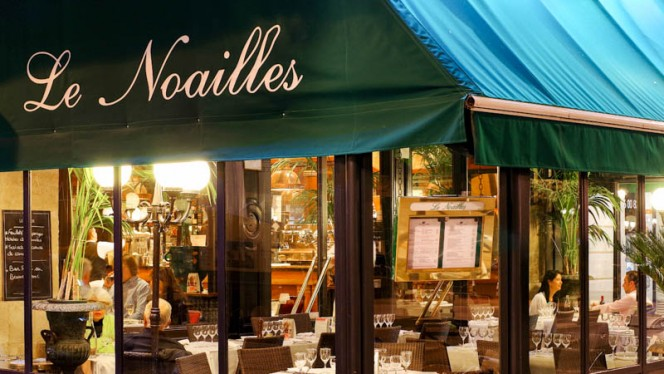 veranda - Le Noailles, Bordeaux