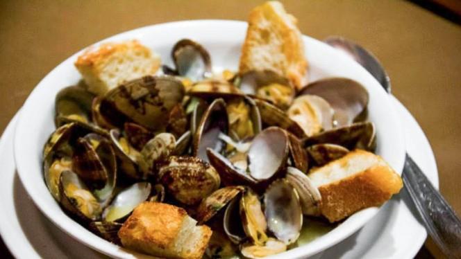 Sugerencias del chef - Le Cinque Lune, Valencia