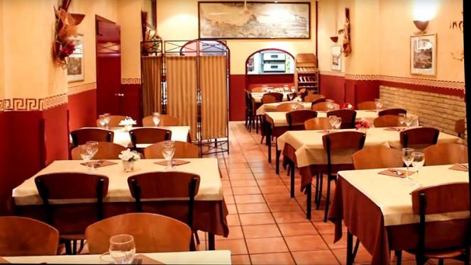Vista sala - Le Cinque Lune, Valencia
