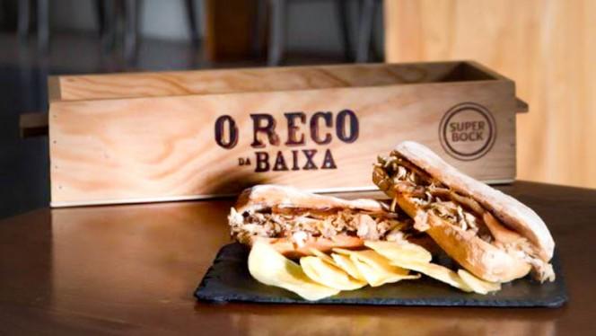 sugestão do chef - O Reco, Porto