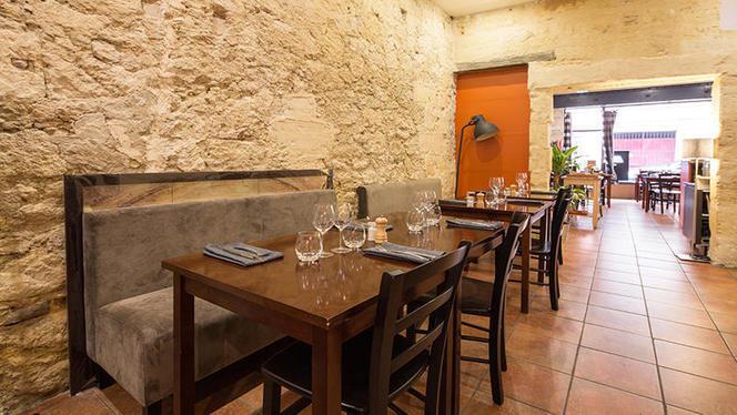Vue de la salle - Le Baril de Sel, Bordeaux