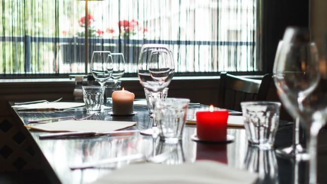 restaurantzaal - Hagenouw Eten en Drinken, Utrecht