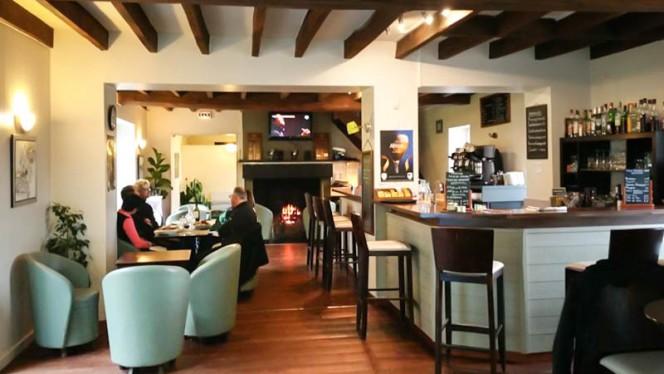 intérieur - Restaurant du Golf, Carquefou
