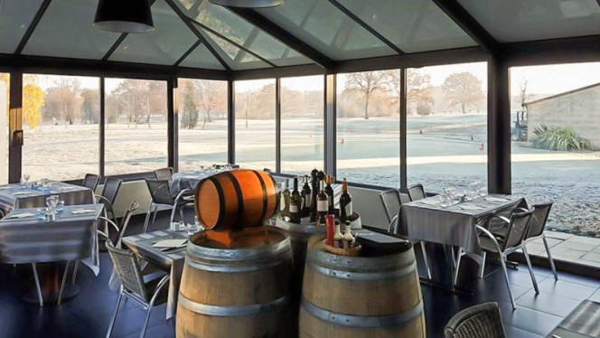 tables - Restaurant du Golf, Carquefou