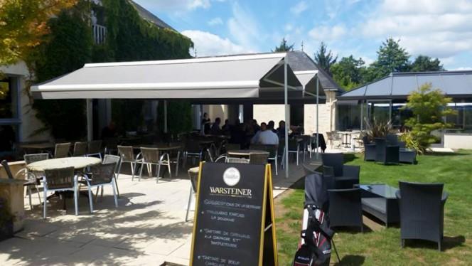 terrasse - Restaurant du Golf, Carquefou