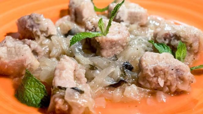 Sugerencia del chef - Azzurro - Tradizione Italiana, Valencia