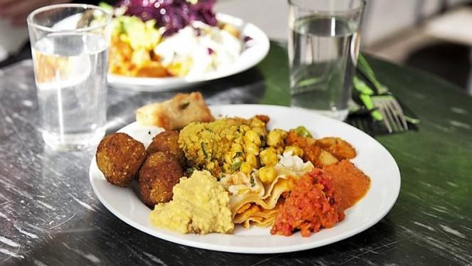 Mat - Légumes Vegetarian, Stockholm