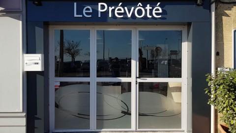 Le Prevoté, Martigues
