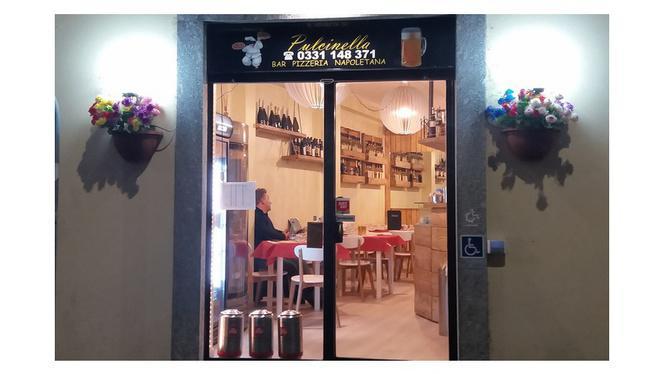 insegna locale - Pizzeria Il Segreto Di Pulcinella, Gallarate
