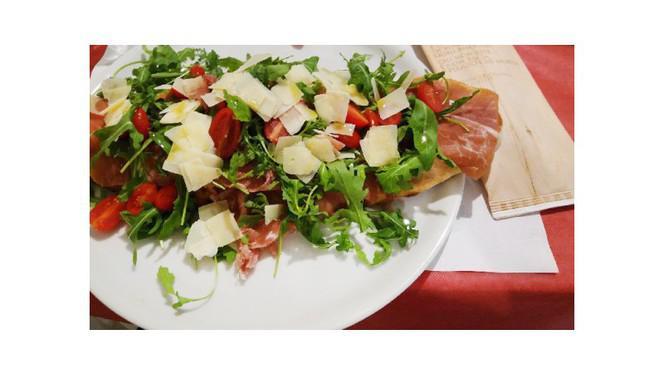 napulé mille colori - Pizzeria Il Segreto Di Pulcinella, Gallarate