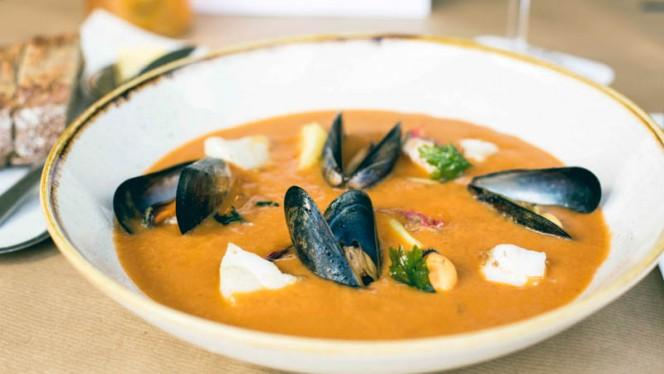 Suggestie - The Good Companion | Comfort Seafood, Amsterdam