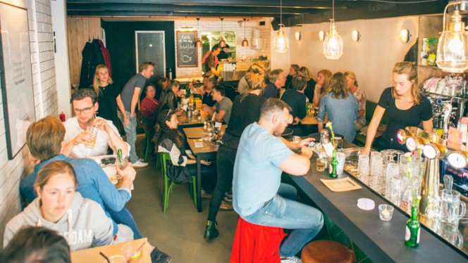 Restaurant - The Good Companion | Comfort Seafood, Amsterdam