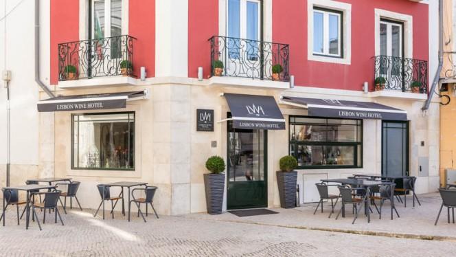Fachada - Lisbon Wine House, Lisboa