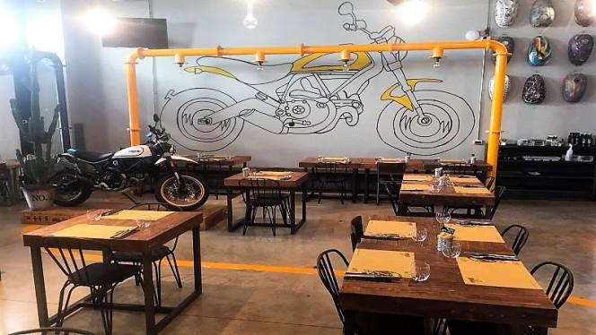 Vista sala - Scrambler Ducati Food Factory Stalingrado, Bologna