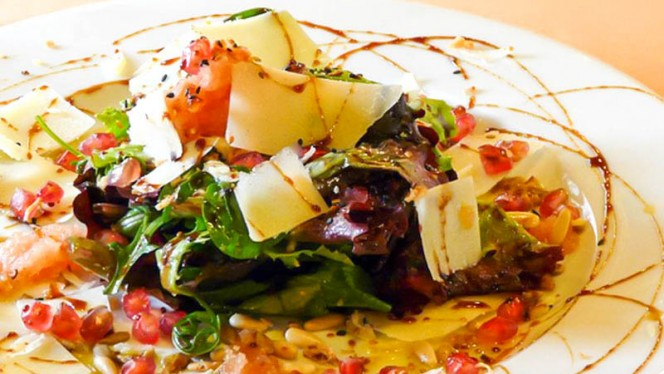 Sugerencia del chef - El Zaguán, Becerril De La Sierra